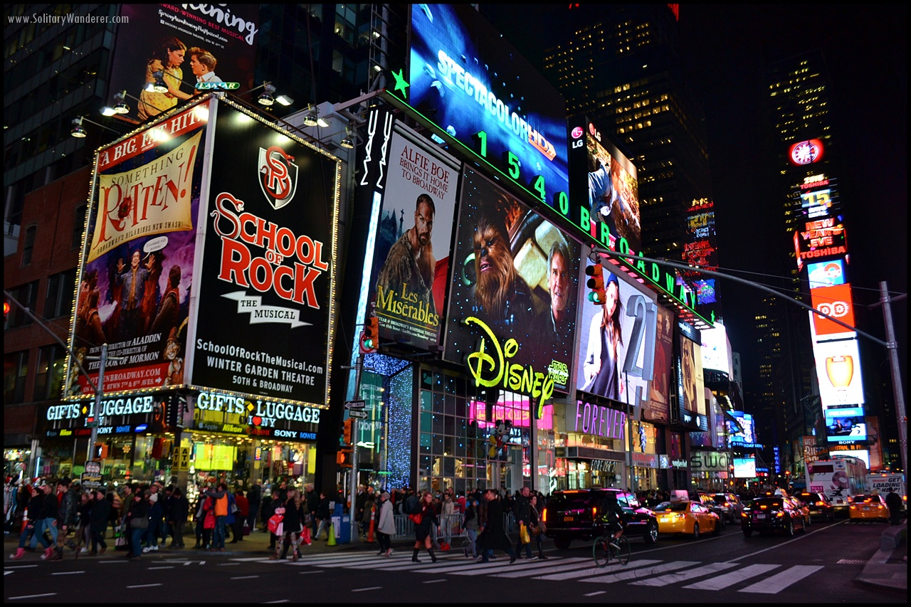 Where to Get Cheap Broadway Tickets in New York City  Solitary Wanderer