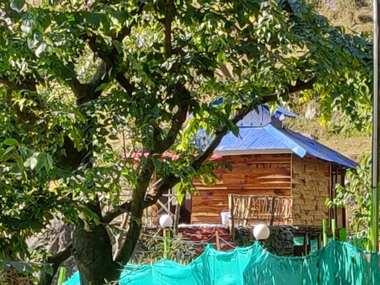 Luxury wooden Cottage