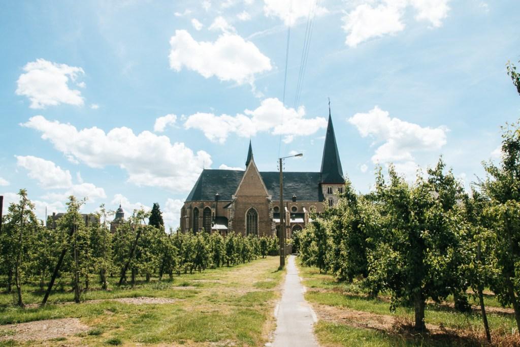 Limburg Fietsparadijs, Vlaanderen