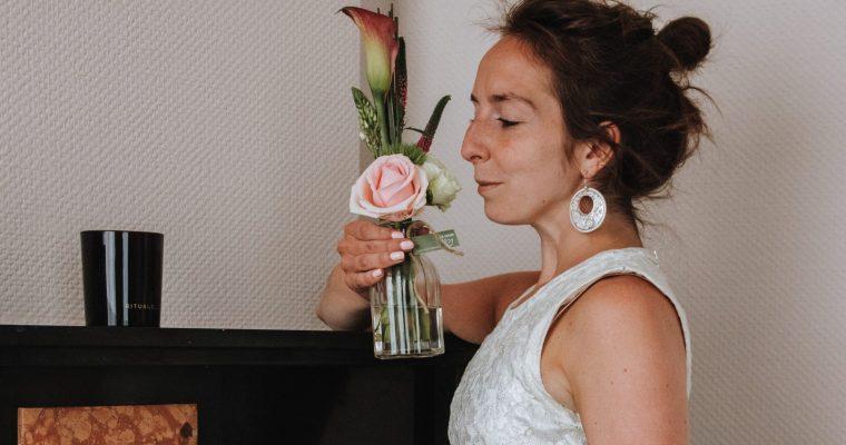 OOW #8: Feestelijke witte jurk