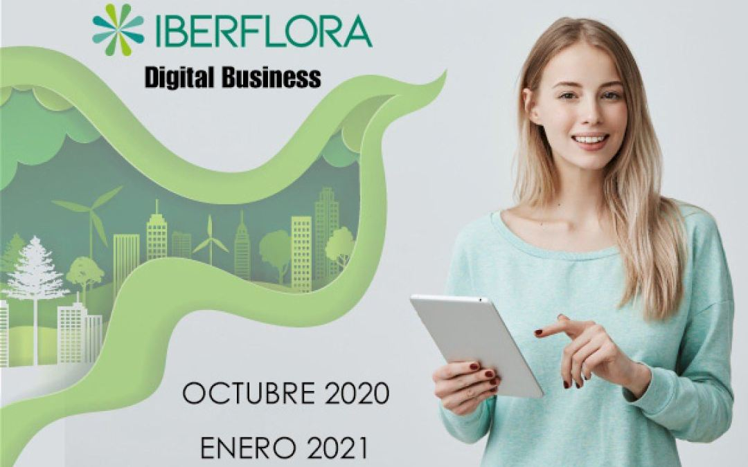 Arranca Iberflora Digital Business con Sol i Vent Paisatges