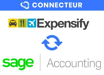 Connector: Expensify to Sage Accounting