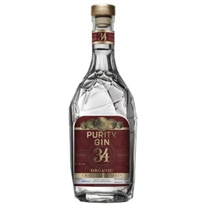 PURITY CRAFT NORDIC OLD TOM GIN 43% ØKO PURITY GIN - 70CL