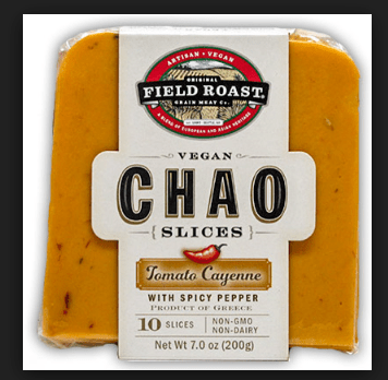 Cheese Lover's Delight a.k.a. Chao Cheese by Field Roast