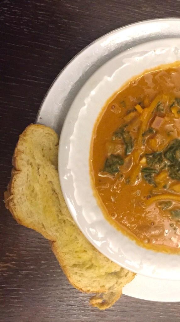 Vegan Maafe or Peanut Butter Soup-An Amazing African Soup!