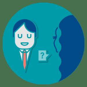 Sollicitatiegesprek voeren