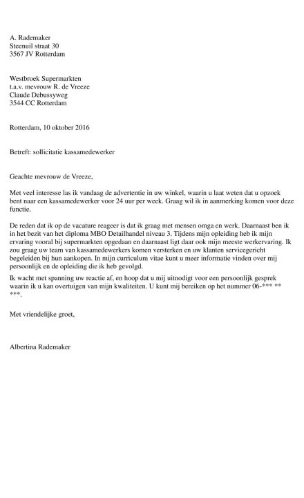 motivatiebrief voorbeeld verkoper Verkoper motivatie brief korting plopsaland met efteling abonnement motivatiebrief voorbeeld verkoper