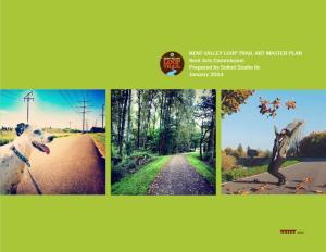 Kent Valley Loop Trail Art Master Plan