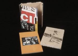 2--volume limited edition unique artist book