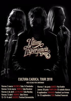 ultima_experiencia_cultura_caduca_album_nuevo_disco_tour_gira_2018
