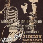 "JIMMY BARNATÁN & THE COCOONERS  presentan "" Una Noche en el St. Jonhs"""