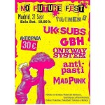NO FUTURE FEST VOL 2