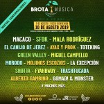 BROTA MÚSICA – FESTIVAL SOSTENIBLE 2019