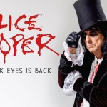 ALICE COOPER ACTUARA EN MADRID Y BARCELONA