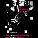 """JOE SATRIANI """"Shapeshifting Tour 2020"""""""