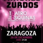 TAHURES ZURDOS EN ZARAGOZA