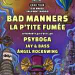 IBOGA WINTER FEST CON BAD MANNERS