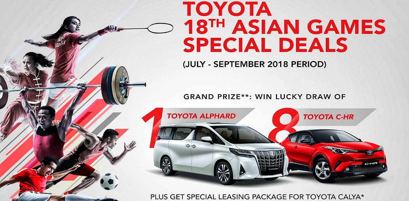 harga grand new avanza veloz 2019 interior 1.3 g special promo toyota meriahkan asian games 2018