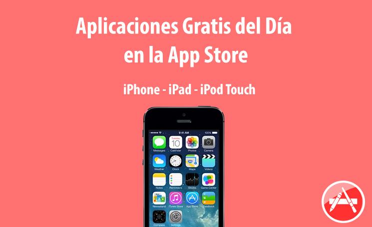 Aplicaciones-gratis-del-día-app-store