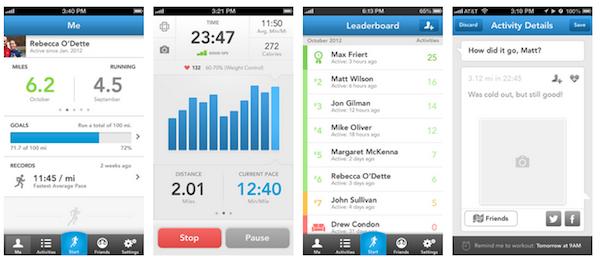 Las apps mas recomendadas para ponernos en forma2