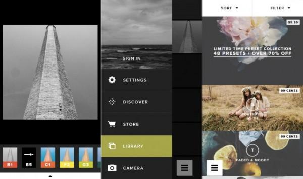 Las mejores apps de edicion fotografica del momento