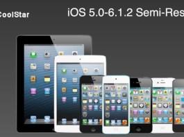 SemiRestore para iPhone, iPad y iPod Touch