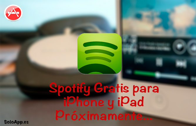 iphone gratis spotify
