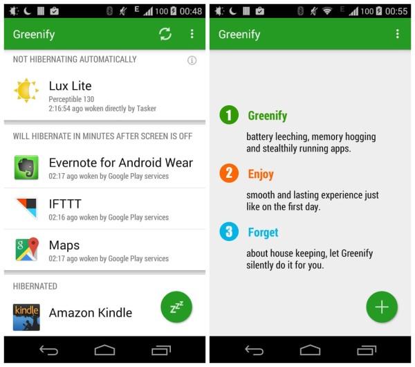 greenify-app-ahorrar-bateria