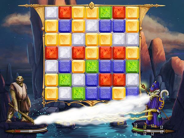 mage-fight-juego-iphone-ipad-combina-puzzle-magia-3