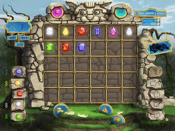 mage-fight-juego-iphone-ipad-combina-puzzle-magia-4
