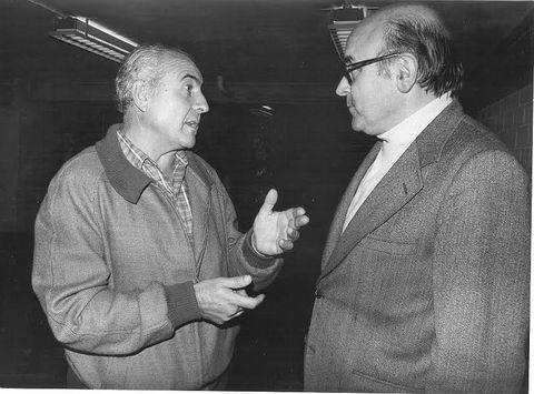 Eduard Kucharski,Kucharski,leyenda