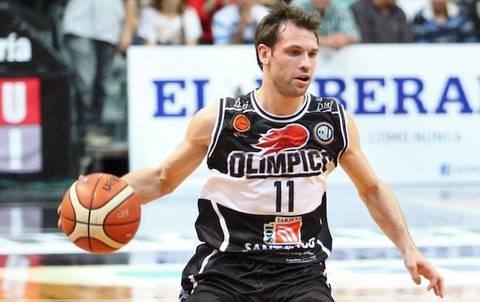 Maxi Stanic (Foto: LNB.com.ar)