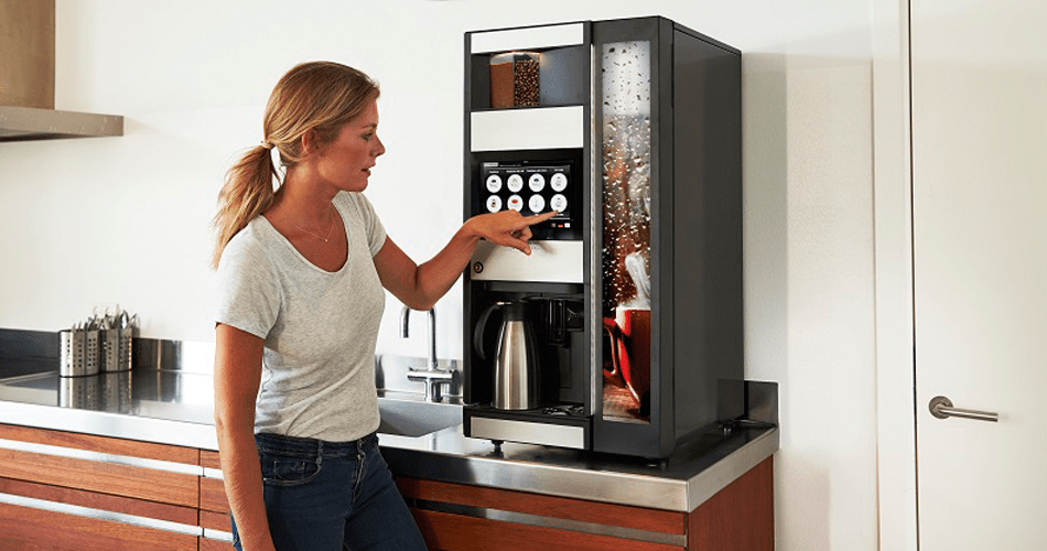 Aparate de cafea self vending