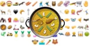 Nuestra paella ya tiene su propio Emoji autorizado