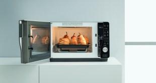Conoce a fondo cómo puedes cocinar con un microondas multifunción