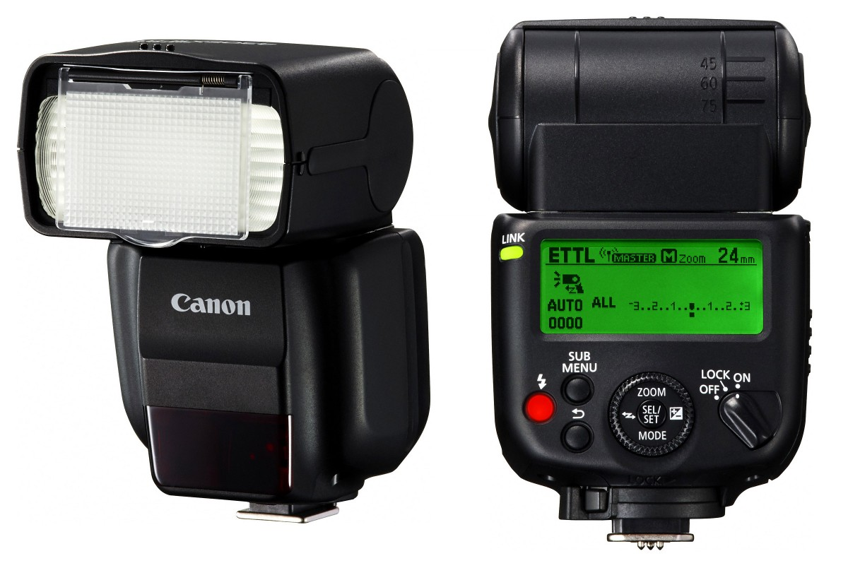 Flash Canon Speedlite 430EX III-RT   Flash e Accessori