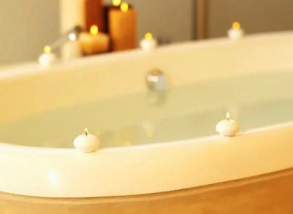 Infarto e bagno caldo