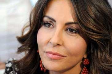 Domenica In: commozione in diretta per Sabrina Ferilli