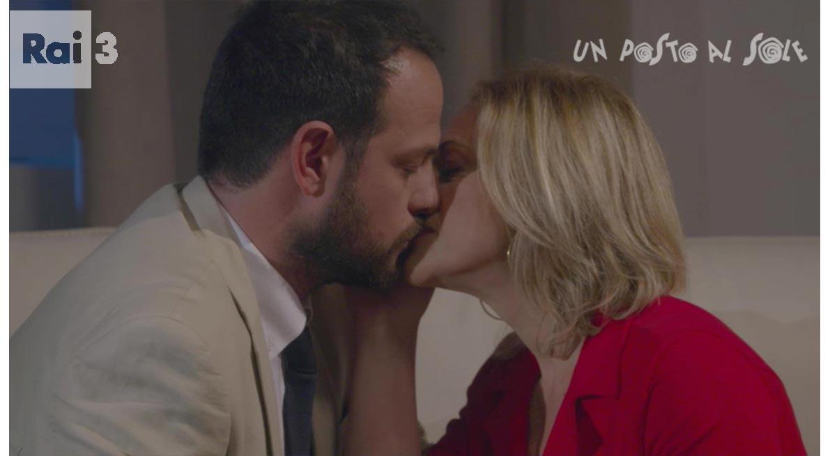 Silvia Giancarlo kiss