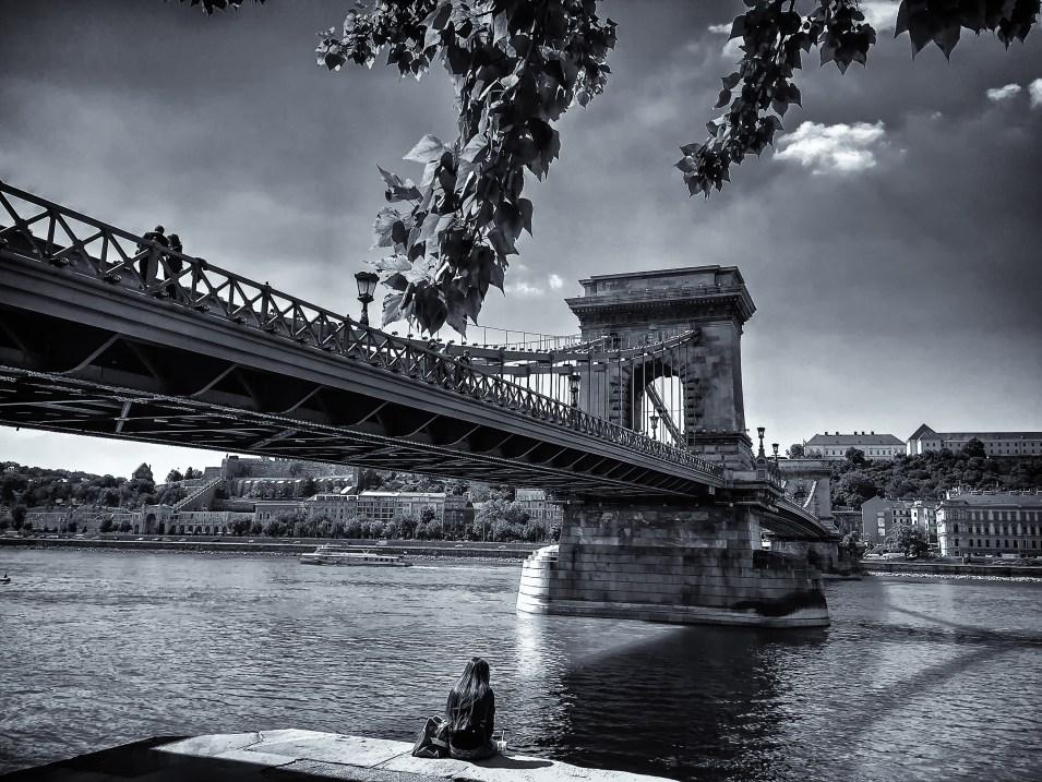 Puente Danubio Budapest