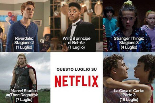 Netflix Nuovi Film E Serie Tv In Uscita A Luglio 2019 Cosa