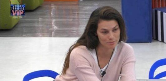 GF Vip, Dayane Mello ha un crollo psicologico durante la notte: forte momento di dolore per la concorrente