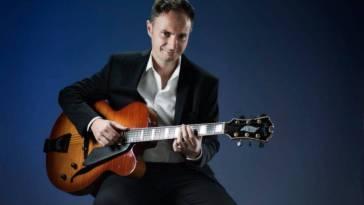 """Giuliano Ligabue, molto più che un chitarrista: """"Il mio stile musicale tra jazz e swing"""""""