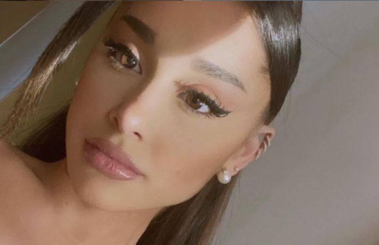 Ariana Grande sposata