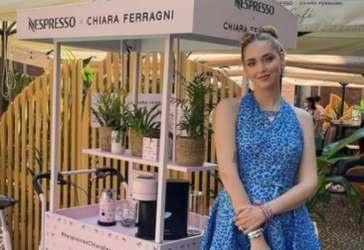 Nespresso X Chiara Ferragni, apre il Temporary Cafè a Milano: conoscete i prezzi del menù?