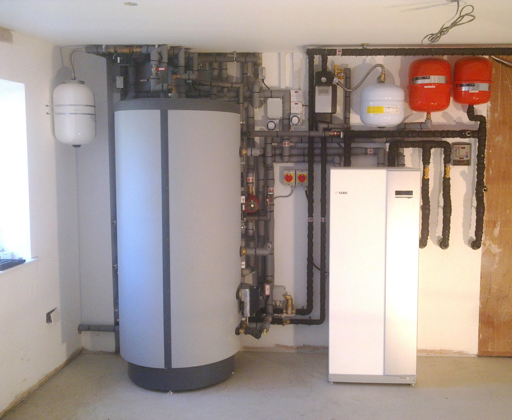 hight resolution of ground source heat pump installation pictures