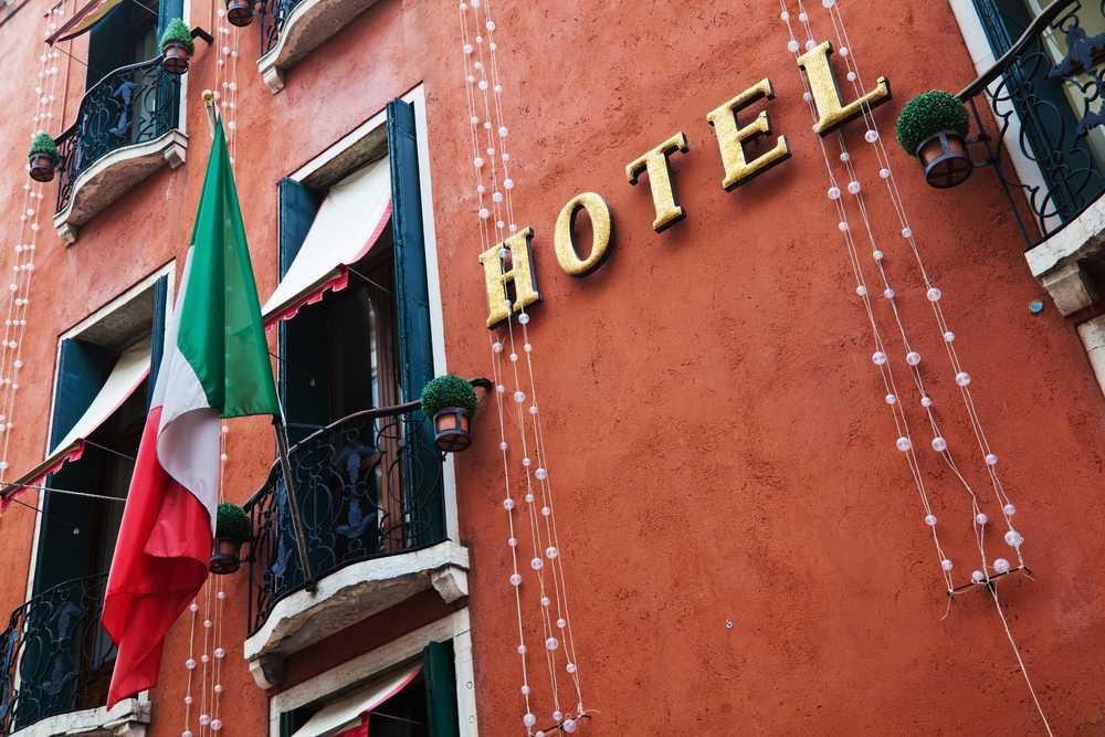 מלון באיטליה