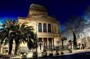 בית כנסת רומא