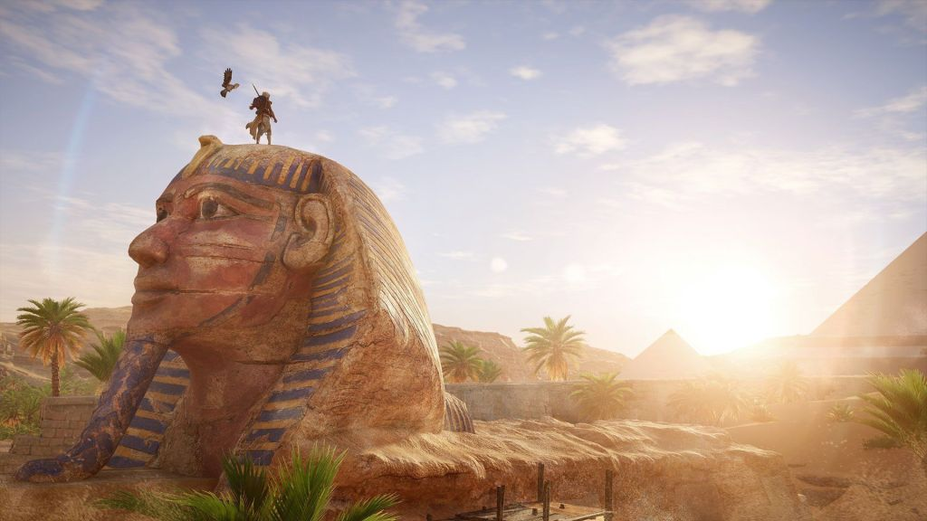 Tráiler, capturas, noticias de Assassins Creed Origins