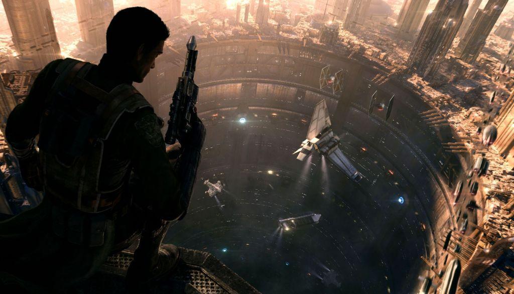 Nuevas capturas inéditas de Star Wars 1313